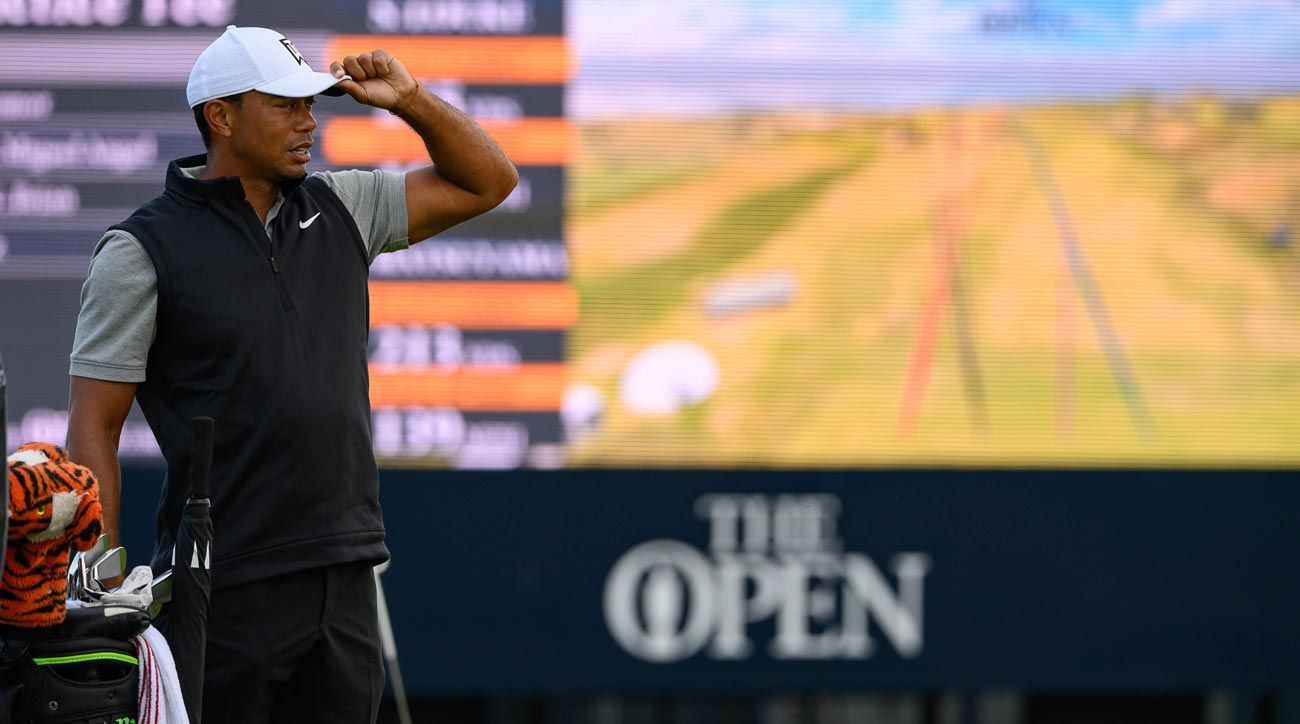 2019 british open tee times  thursday u0026 39 s first round at