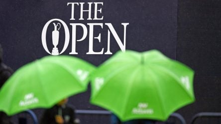 British Open Weather Forecast: Thursday