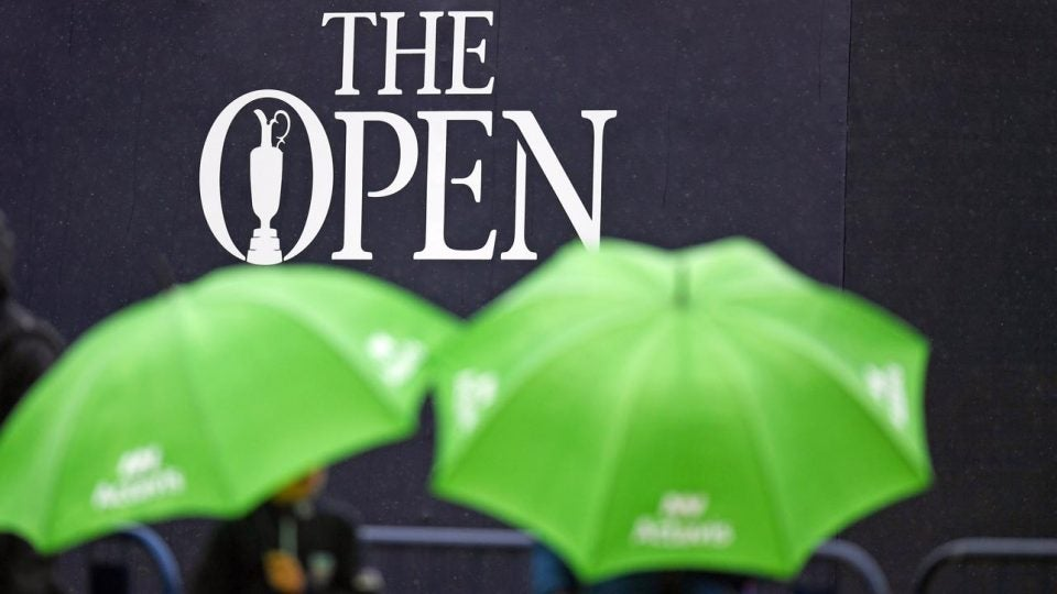 British Open Weather Forecast: Thursday