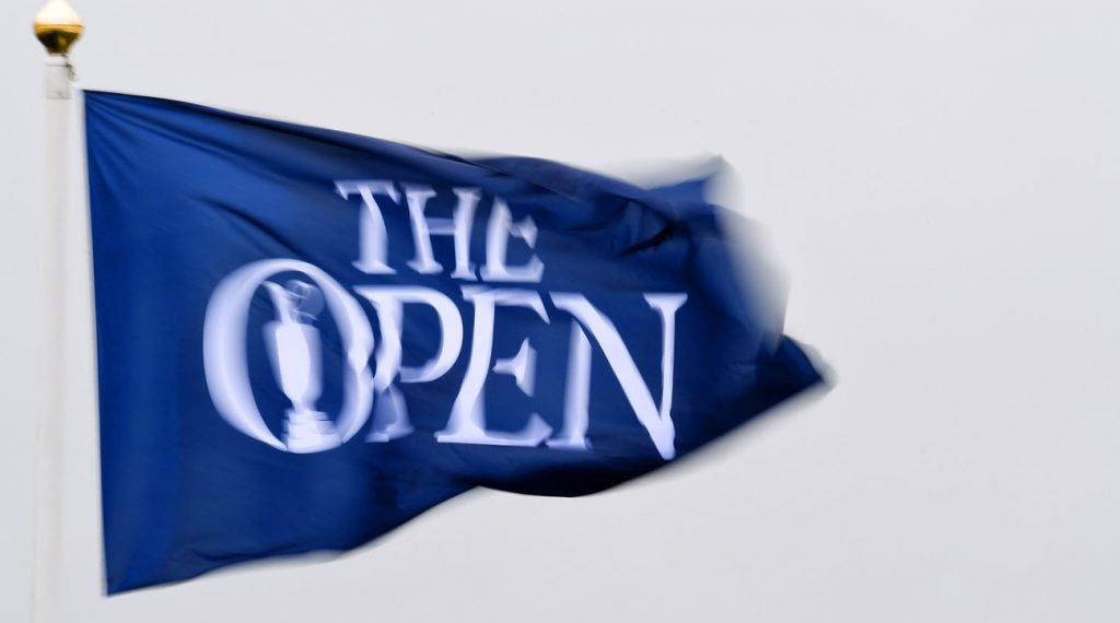 British Open Weather Forecast: Saturday
