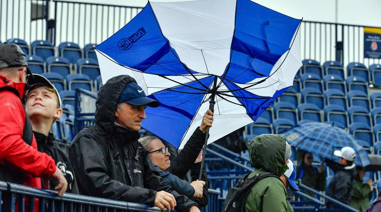 British Open Weather Forecast: Sunday at Portrush