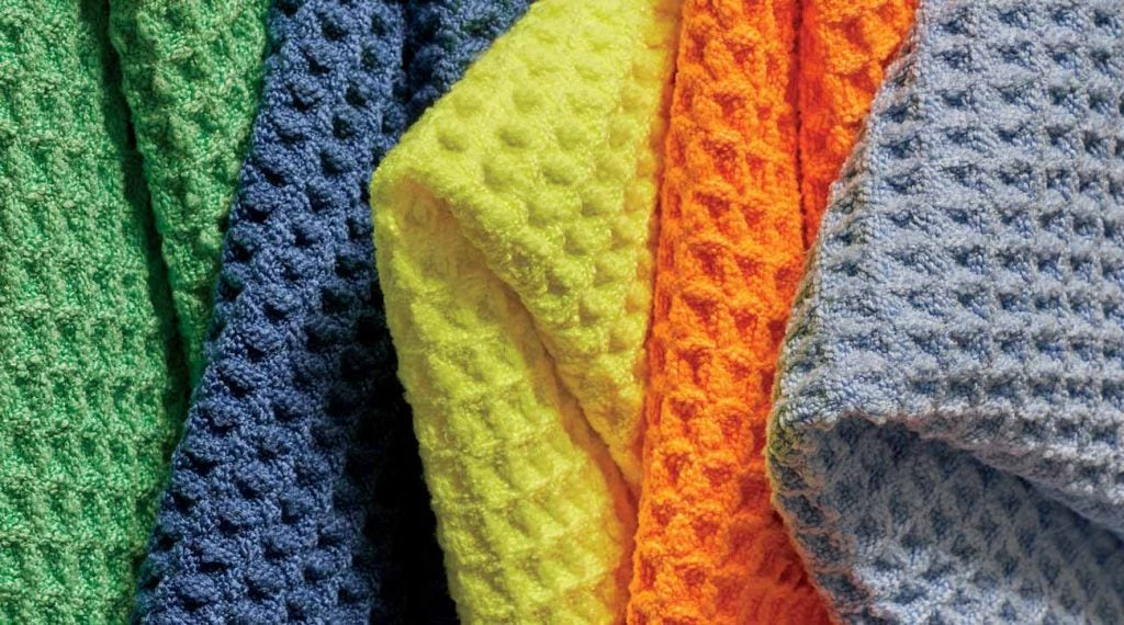 The Club Glove Microfiber towel
