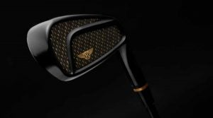 Bentley golf clubs.