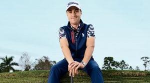 Layering: Justin Thomas golf style