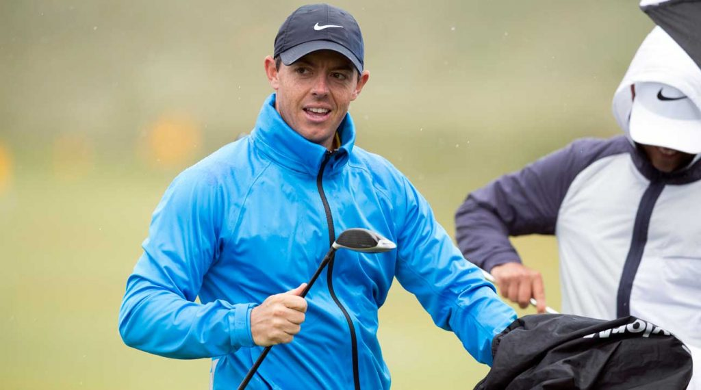 Rory mcilroy jacket