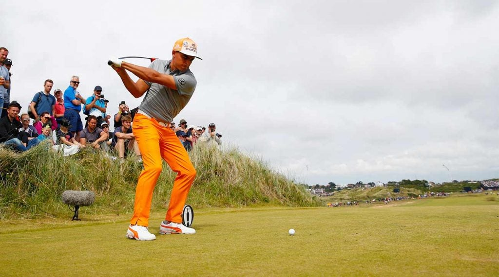 Rickie Fowler can pull off the orange. You? Not so much.