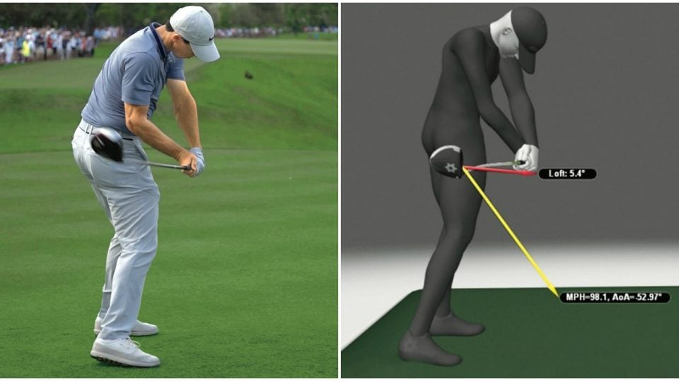 Taylormade 3d Technology Reveals The Secrets To Rory