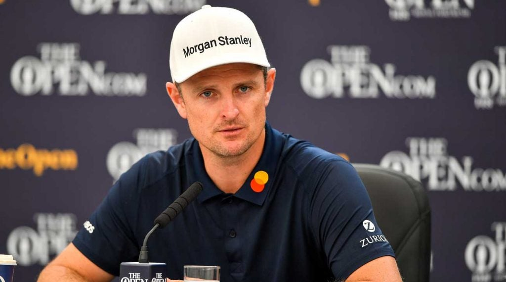 Justin Rose won the FedEx Cup last season, but he's not exactly a fan of how it's changed the Tour schedule.