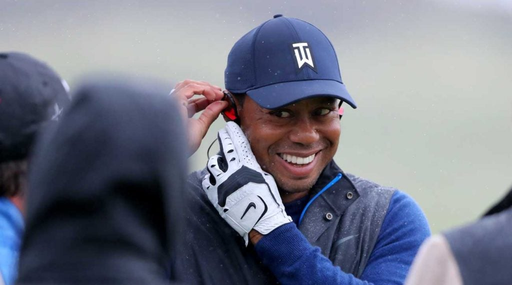 Tiger Woods' chase for major no. 16 begins Thursday morning.