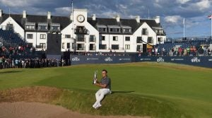 Who won the 2018 British Open? Francesco Molinari