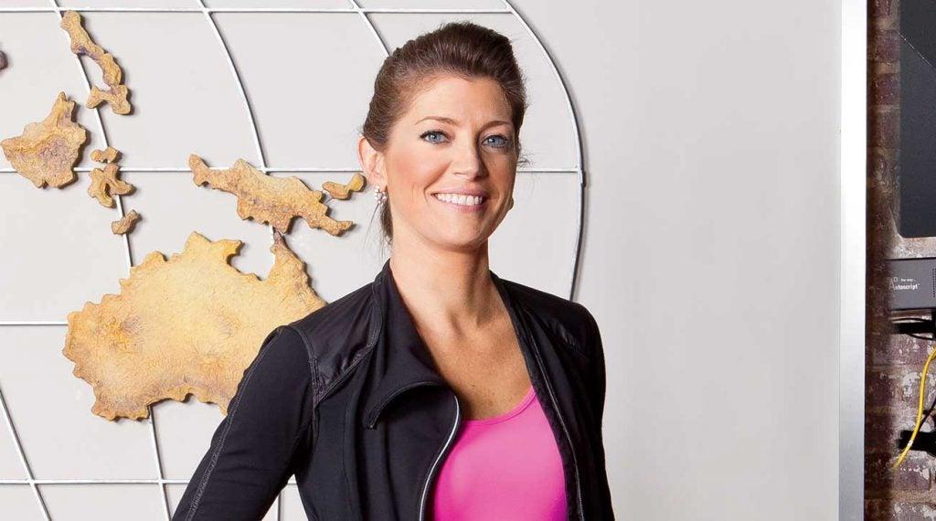 CBS Evening News anchor Norah O'Donnell.