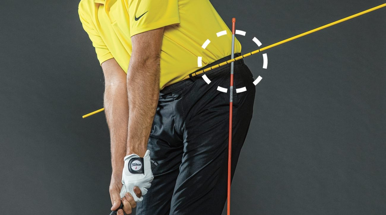 This Top 100 Teacher has a drill for you to hit crisper irons