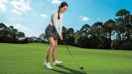 Nathalie Filler T100 Teacher Instruction Old Palm Golf Club, Palm Beach Gardens, FL, USA 03/04/2019 GF-202 TK7 Credit: Josh Ritchie