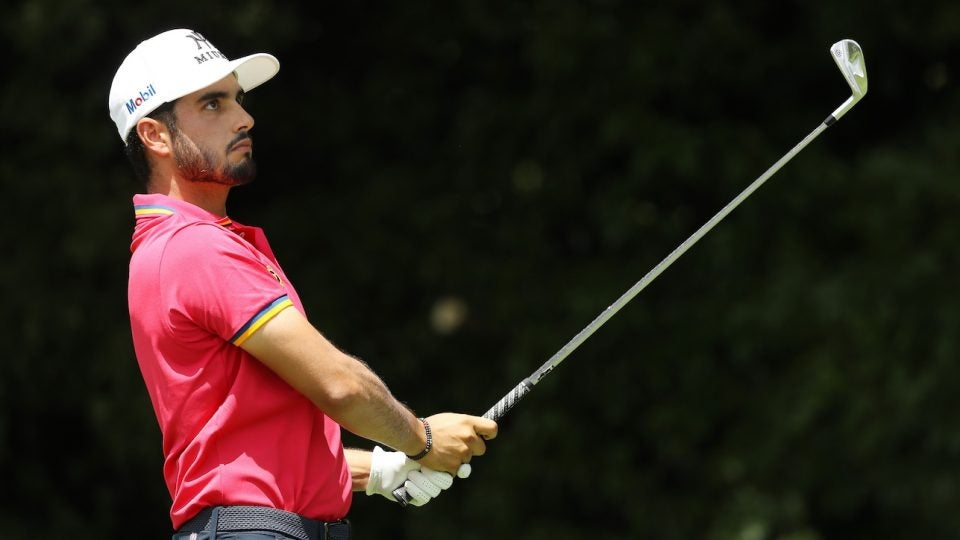 Abraham Ancer made it to the Tour Championship for the first time in his pro career. He's also heading to the Presidents Cup later this year.