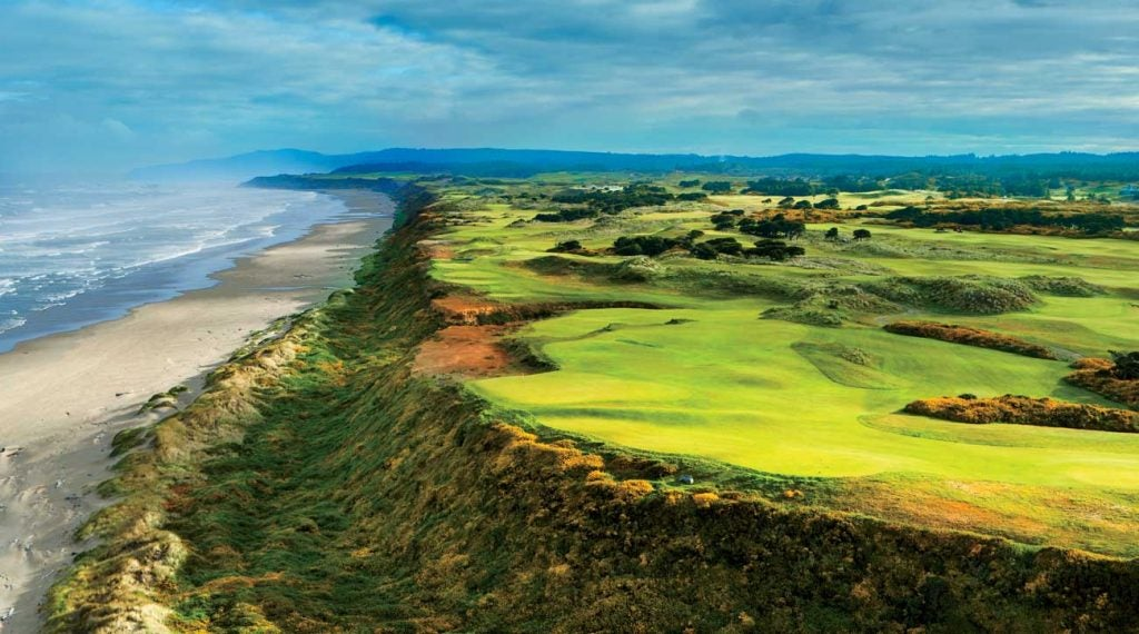 Bandon Dunes is No. 80 on GOLF's most recent ranking.