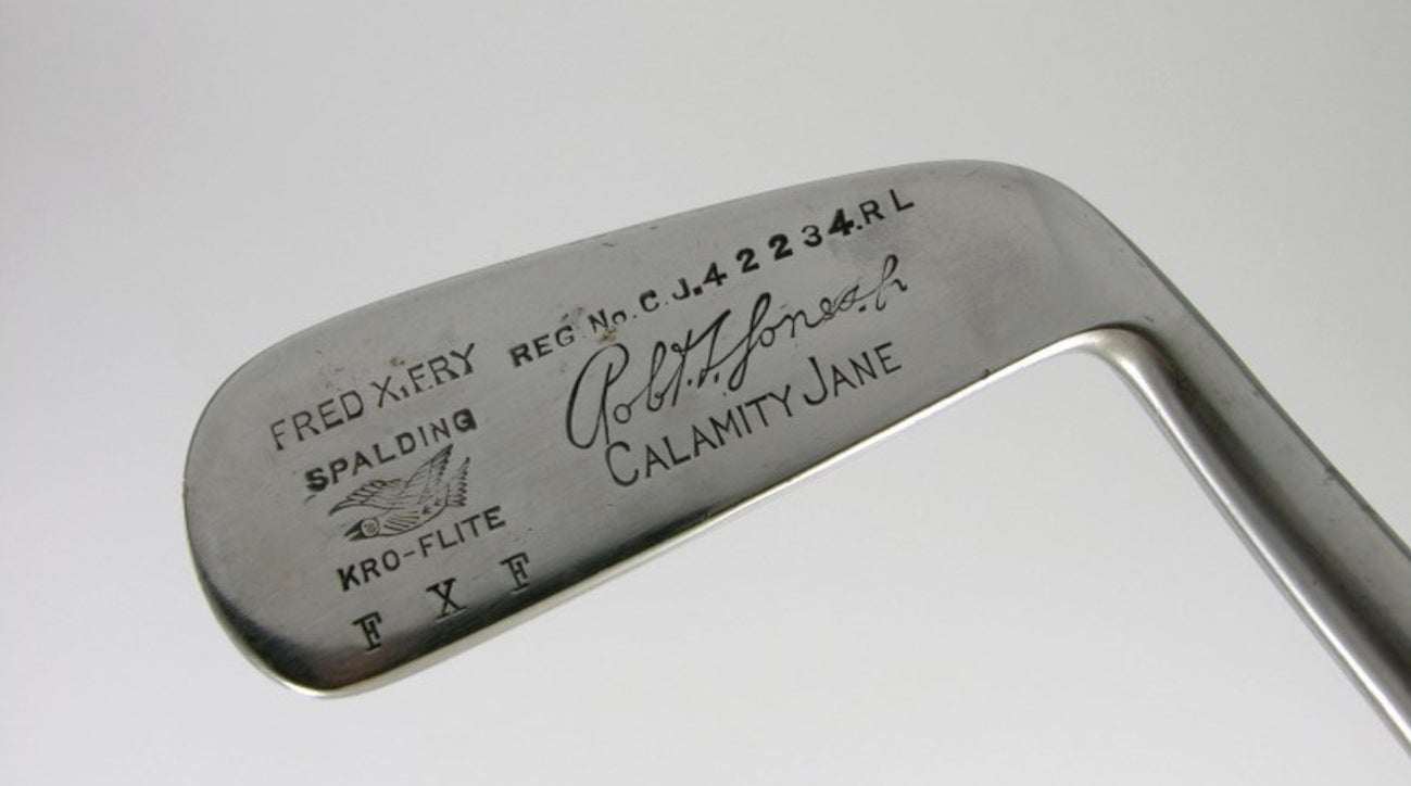 This Legendary Bobby Jones Putter Is Up For Big Money At Auction