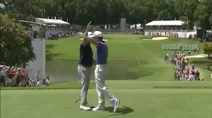 chez reavie east lake hole in one