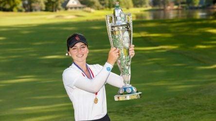 Grabriela Ruffels US Women's Amateur