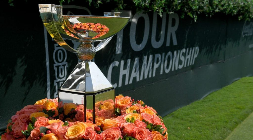 The Tour Championship is going to have a very different feel this year.