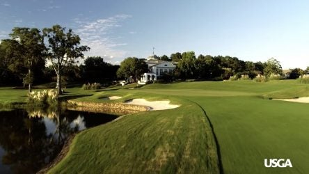 Mississippi golf course