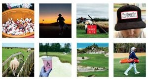 Golf instagrams