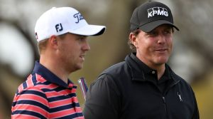Justin Thomas threw shade at Phil, and it didn't end well for JT.