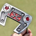 Justin Thomas' Scotty Cameron X5 Flow Neck Prototype mallet.