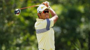 Hideki Matsuyama returned to Graphite Designs Tour AD-DI shaft.