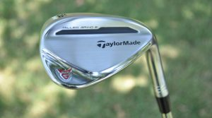 TaylorMade's Milled Grind 2 wedge.