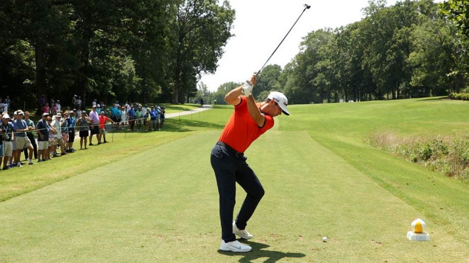 Matthew Wolff's unique pre-shot wiggle has taken the PGA Tour by storm.