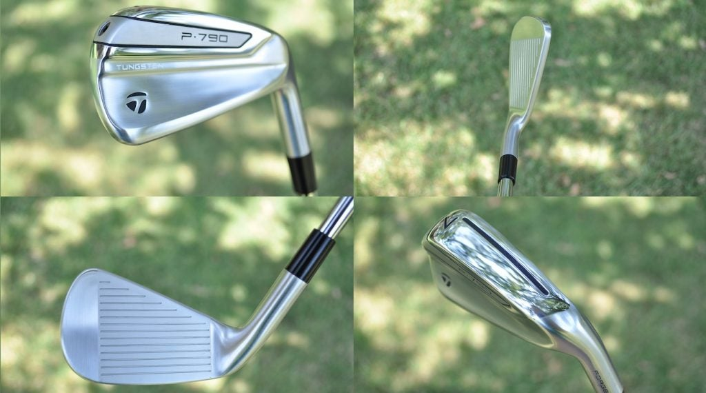 TaylorMade's P790 from every angle.