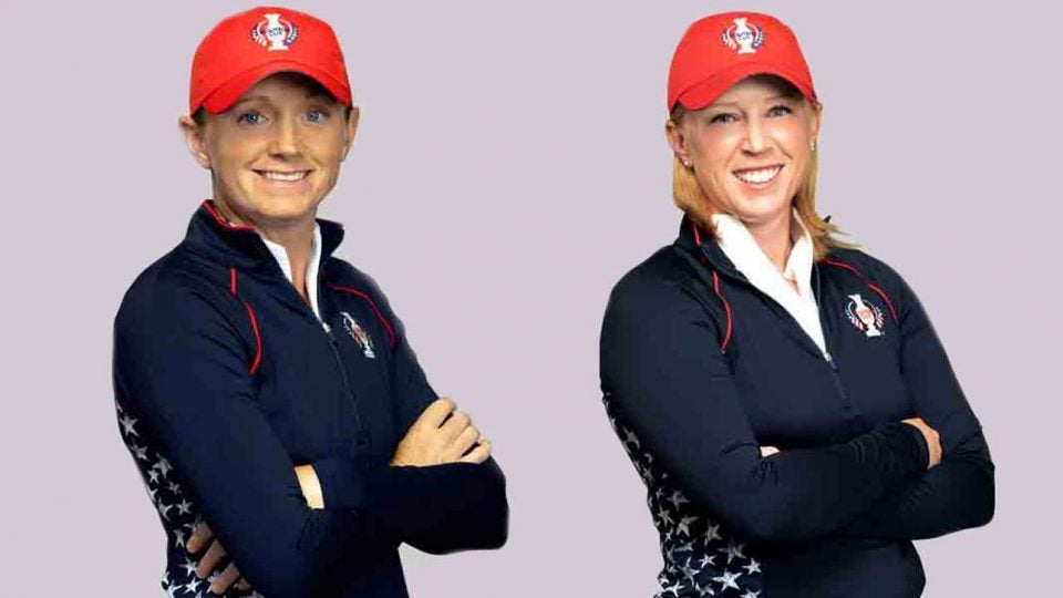Stacy Lewis Morgan Pressel