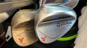 Tiger Woods recently added a 56-degree TaylorMade Milled Grind 2 wedge to the bag.