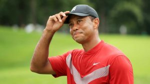 Tiger Woods Skills Competition