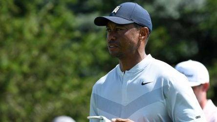 Tiger Woods Northern Trust