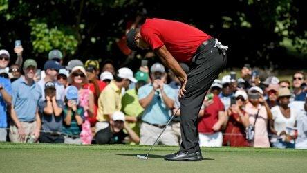Tiger Woods Tour Championship 2018