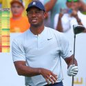 Tiger Woods 2019 strokes gained