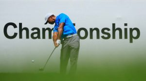 BMW Championship tee times: Tiger Woods