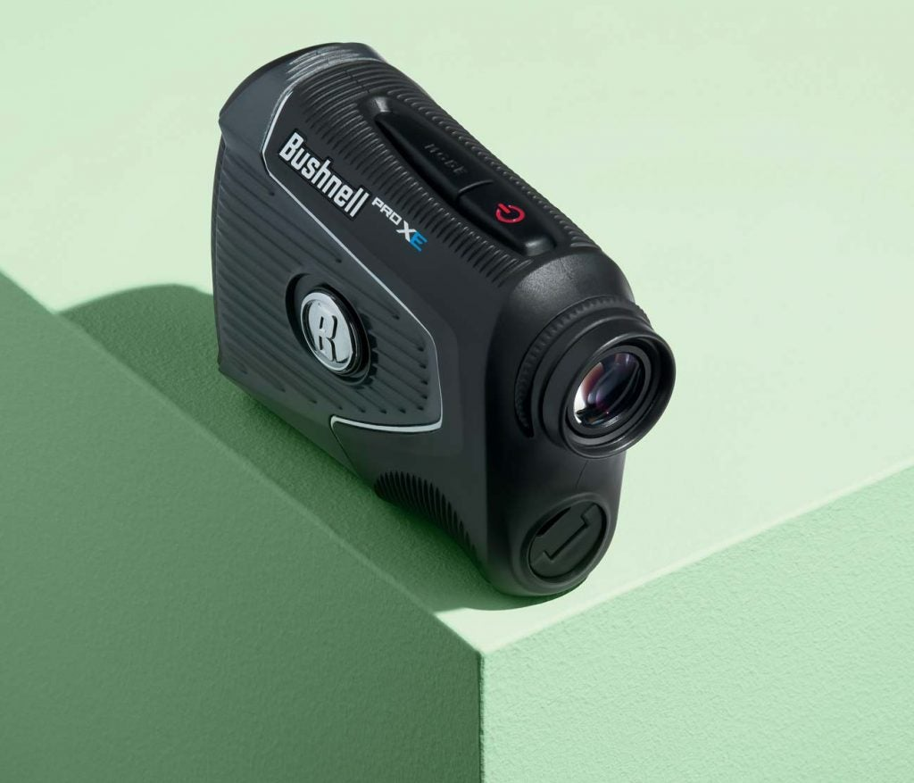 Bushnell's Pro XE rangefinder