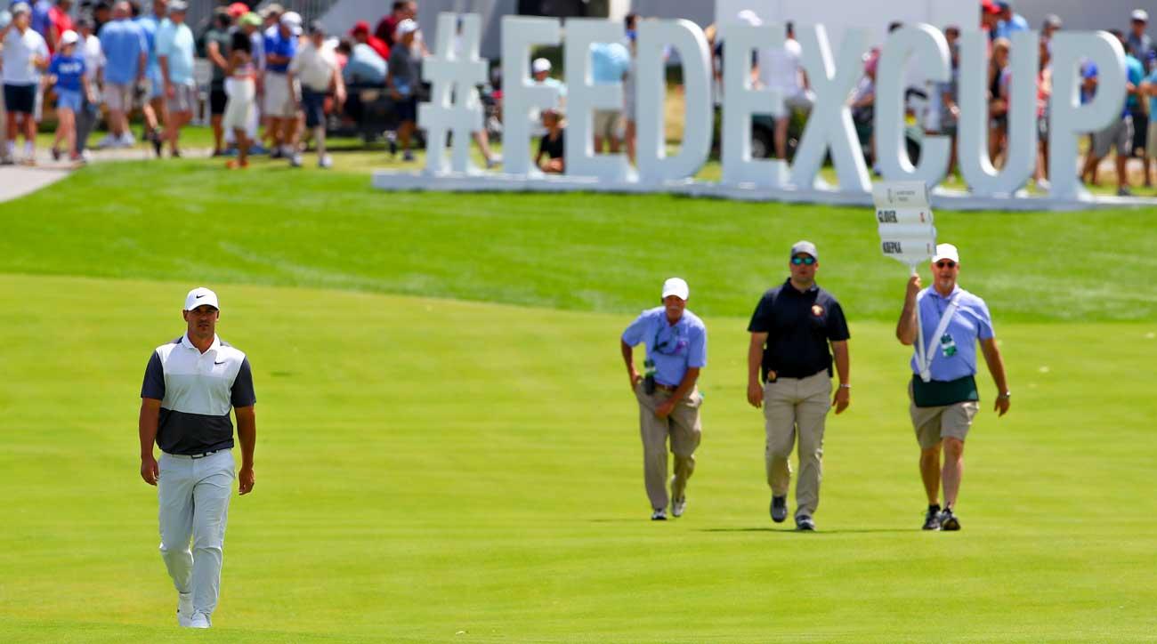 Golf Fedex Cup