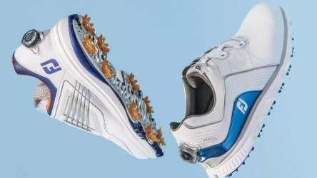 FootJoy Boa golf shoe tech: Pro S/L, Fury