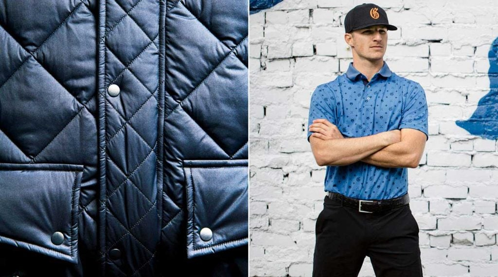 Greyson Clothiers creates apparel items that work just as well off the course as on it.