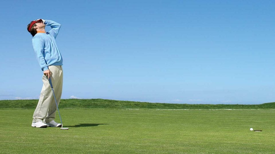 Same days on the golf course are simply better than others.