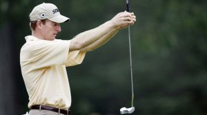 Jim Furyk used Bettinardi's Baby Ben putter