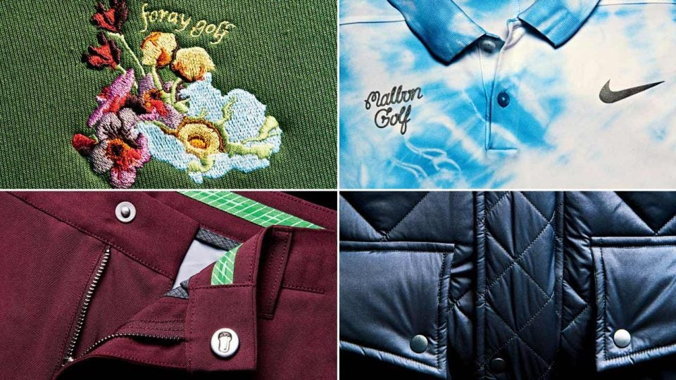Niche golf apparel making golf cool