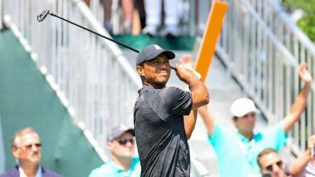 Northern Trust 2019, Tiger Woods