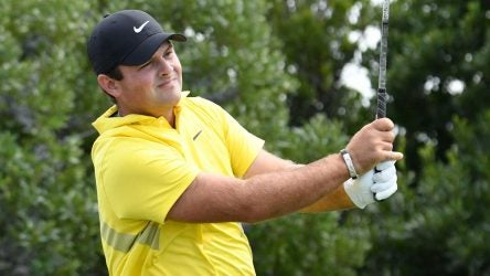 Patrick Reed at 2019 Northern Trust
