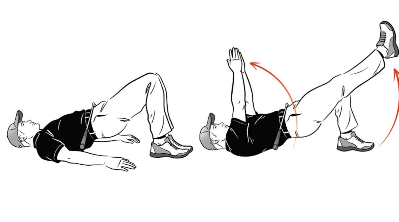 Golf Exercise: Train 3 important golf muscles with this one simple exercise