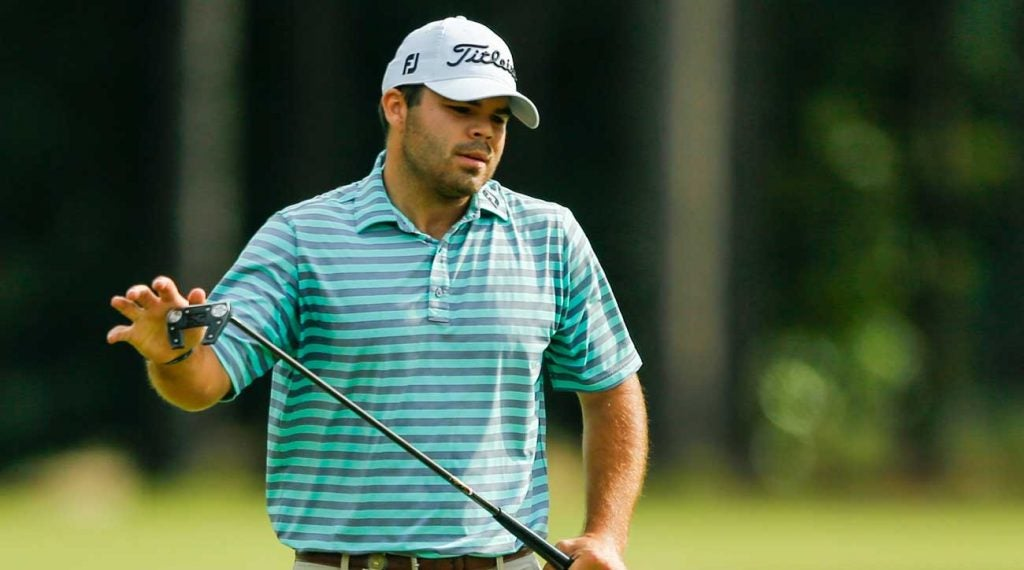 Austin Squires is back at the U.S. Amateur for a third time.
