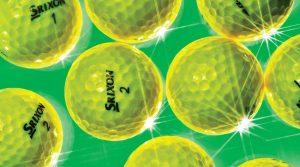 New Srixon Q-Star golf balls